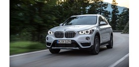 Attelage BMW X1 depuis 2015