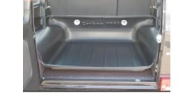 Carbox Mercedes 4x4 G de après 11/00 pour 4 / 5 places assises   Bac de Coffre