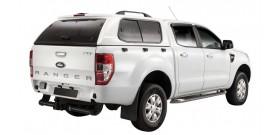 HARD TOP SLINE GLS FORD RANGER 2012+ SUPER CAB AVEC VITRES NOIR G9ZE