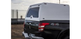 HARD TOP TOIT HAUT UTILITAIRE MITSUBISHI L200/FIAT FULLBACK 2016+ DBLE CAB vitre avant + hayon vitré Fiat Fullback